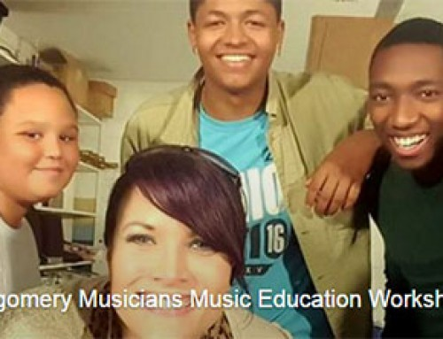 MAMA Music Education Workshop